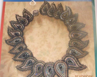 Beading with Brick Stitch - How to Book by Diane Fitzgerald Over 1/2 Off Cover Price