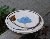 Vintage Mikasa Forecast Affluent Dinner Plates (2) Joan Luntz