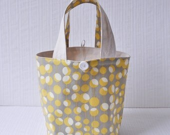 Medium Gift Bag - Martini in Mustard