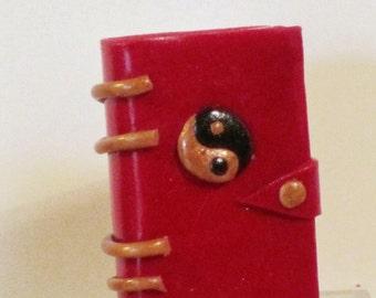 Miniature Red book