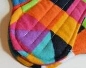 Color Block Cloth Sanitary Pad - Panty Liner