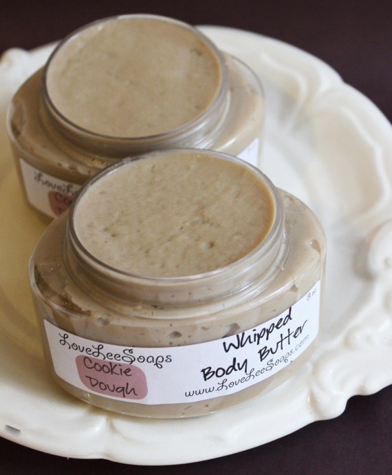 SALE--Cookie Dough Whipped Body Butter (8 oz.)--LAST ONE