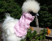 Chickens, Hens, Roosers, Chicken accessories, Cowl, chicken cowl, chicken neck cover, Bare-necked chickens, Pets, Chicken clothing