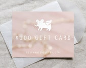 gift card - elephantine jewelry