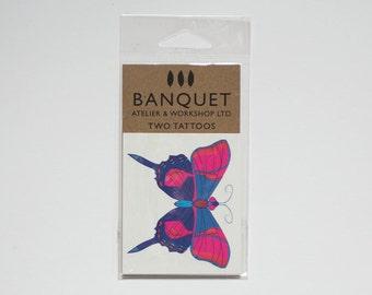Tattoo - Beautiful Butterfly Tattoo