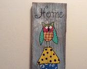 Mr. Owls home