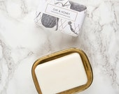 SALE - Oat & Honey Shea Butter Soap - Limited Edition Holiday Packaging