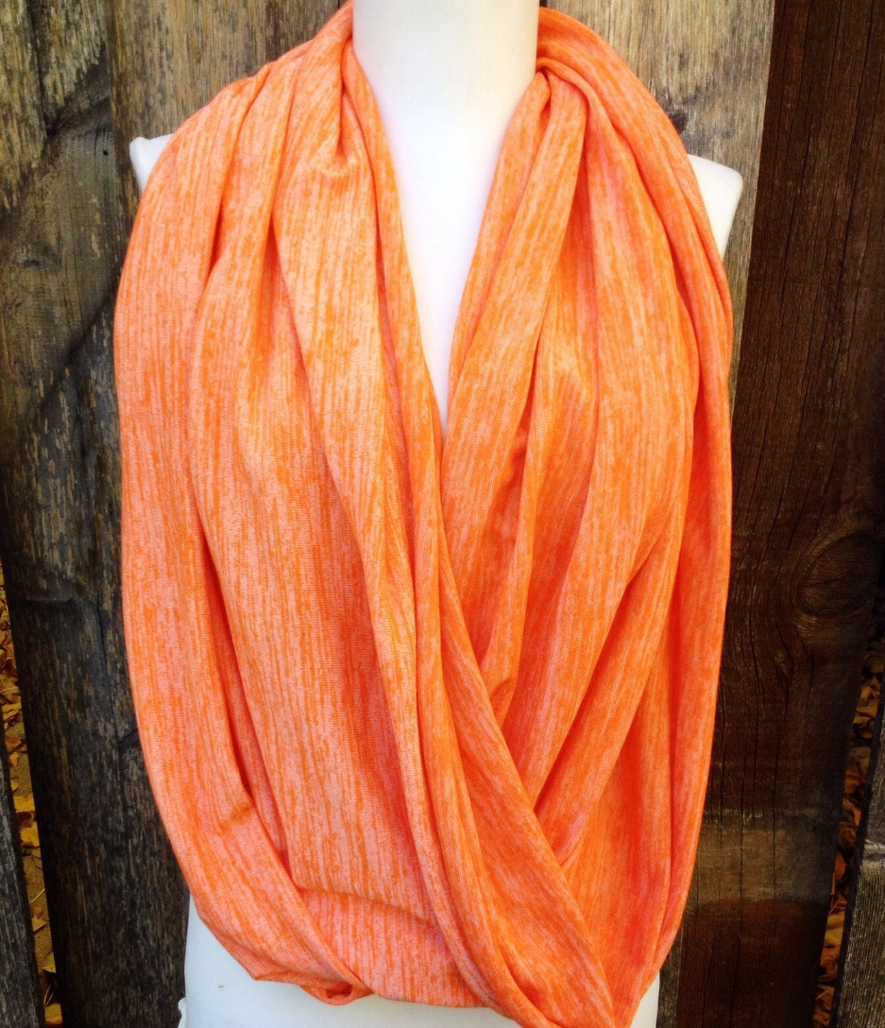 orange infinity scarf fall scarves scarves