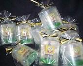 Sponge Bob Soap 10 Soaps  Birthday Party favor