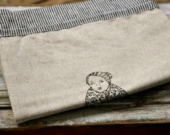 Madame Potato underwear laundry travel bag