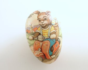 Vintage Easter Egg Easter Decoration