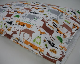 Pillowcase Toddler Toddler Standard Size YOU CHOOSE To Match Your Quilt or Blanket From My Shop