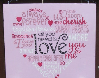 Valentine Heart Decor