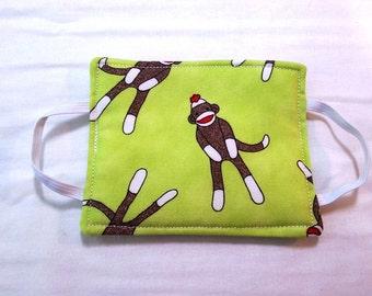 New \u0026 Improved Door Husher for Babies Room-Sock Monkey & Door sock | Etsy