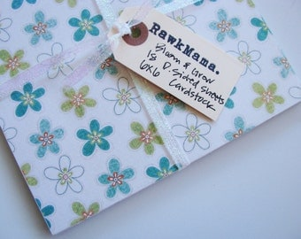 Bloom & Grow - 6x6 Paper Pack, MME