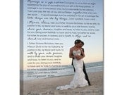I love you Sign Wedding Reception Decor  text and words Photo Wedding 18X24