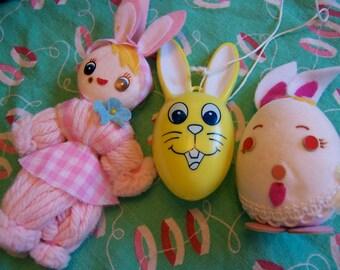 three darling easter cuties