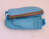 Vintage Hotfingers ski mittens mens medium NOS