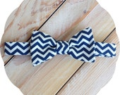 Navy Chevron Bow Tie >> Self Tie Freestyle Pre-tied Mens Boys Baby Adjustable Wedding Easter Gift Birthday Groomsmen Father Son Hipster Blue