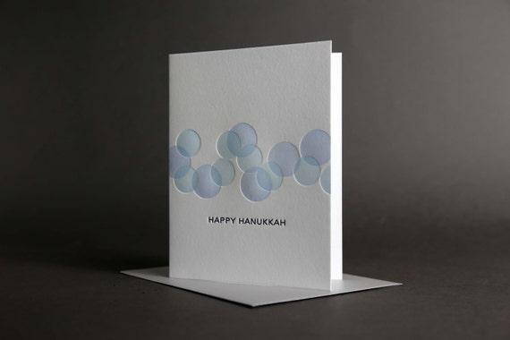 Hanukkah Bubbles