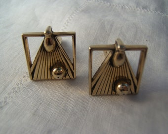 Bowler's Cuff Links - SALE