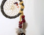 Dreamcatcher with Garnet ...
