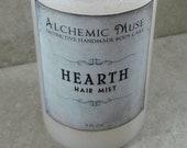 Hearth - Hair Mist - Detangler & Styling Primer - Oat Porridge, Winter Citrus, Crackling Firewood - Limited Edition