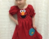 Elmo and Dorothy play dress Product ID #EDPD200