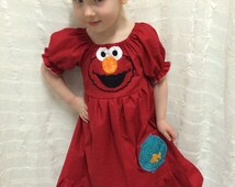 Elmo and Dorothy Dress Product ID #EDPD200