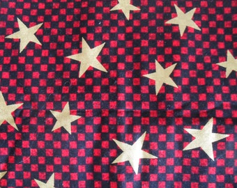 Fabric Cotton for Crafts Sewing Christmas Robert Kaufman 42-43 wide