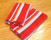 October Handwoven Kitchen Towel