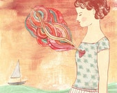 An Open Heart Sets Sail