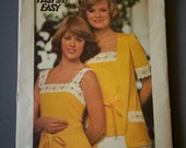 Simplicity Camisole and Cardigan Pattern 4183 size 12