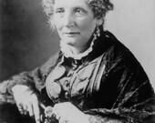 Harriet Beecher Stowe portrait for KERRAVON