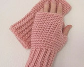 RESERVED FOR PJCROCHETS - 20 Pairs Crocheted Fingerless Gloves - Balance Due