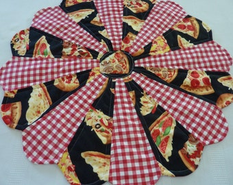 Pizza Night Table Topper