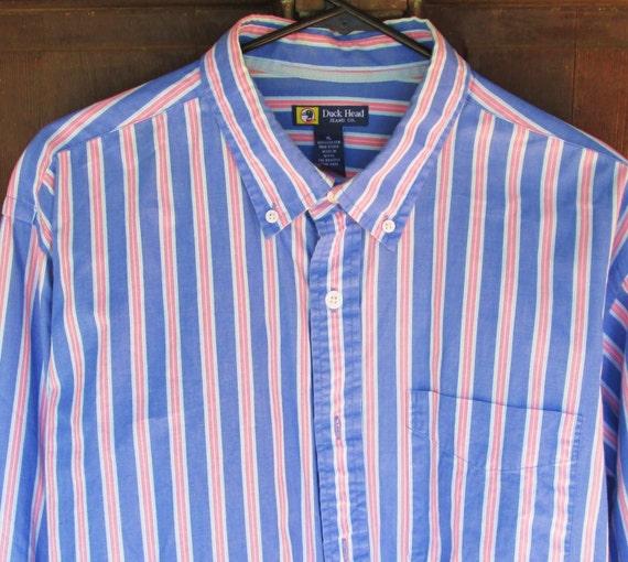 Pink And Blue Mens Shirt | Is Shirt