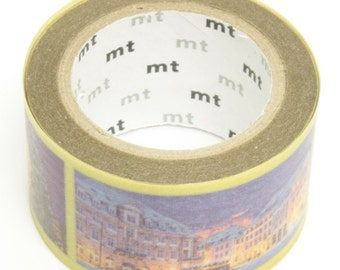 mt limited edition washi masking tape - 2014 christmas - christmas around the world