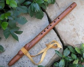 Key of G sharp (Ab)m Native American Style Flute - Lacewood Hardwood - Pentatonic Modes 1 & 4 Tuning