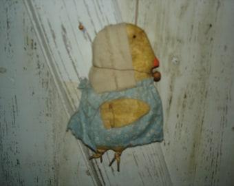 Lil' Chick, Chicken, Chick,  Summer, Spring, Chicken Door hanger, Easter, Primitive, Rustic, Ofg, Faap, Hafair, Dub