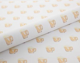 Gift Wrap Gum Beer Mug (5 Sheets)