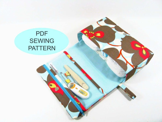 Pdf sewing tutorial and pattern make your own bag instant