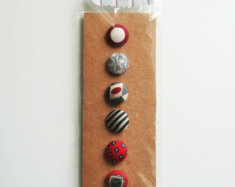 Vintage Necktie Thumb Tacks