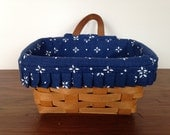 1995 Small Key Longaberger Basket