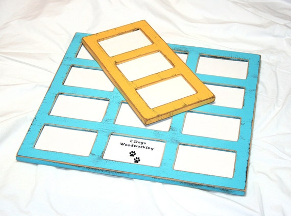 12 5x7 Multi Picture Frame 4x4 4x6 5x5 3 5x5 Or 5x7