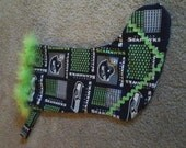 Seattle Seahawks Christmas  Stocking made and ready  to ship