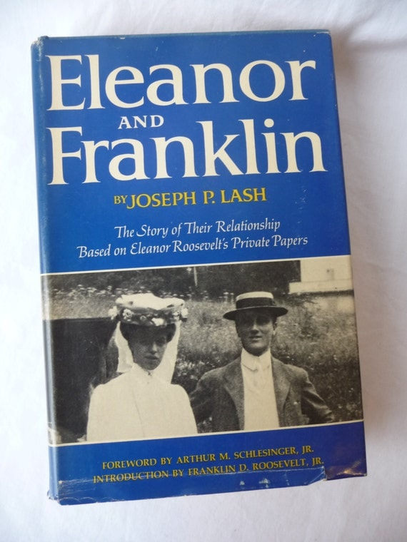 a look at the relationship of franklin and eleanor roosevelt The eleanor roosevelt papers project is a university eleanor roosevelt's relationship with her mother-in-law, sara joseph p eleanor and franklin.