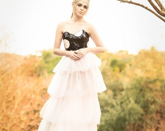 CC Bloom 2pc Reception Gown