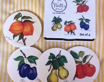 Georgia Fruits Coasters