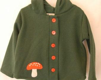 Toadstools Jacket